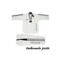 프라이드,베스트도복(흰색)