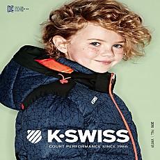 K-SWISS2016 3pcs