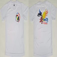 흰색티셔츠