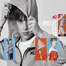 밀레(2019)하계복 5pcs